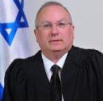 כבוד השופט אביגדור דורות - התמונה מאתר בית המשפט